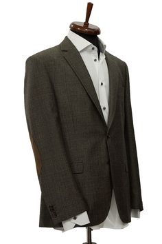 Sacou casual Seroussi Costume, Blazer, Casual, Jackets, Men, Fashion, Down Jackets, Moda, La Mode