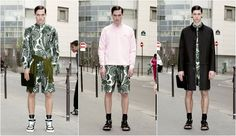 Moda masculina Givenchy
