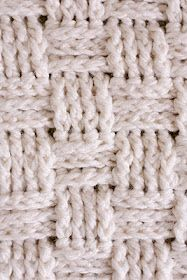 Blanket stitch crochet