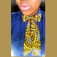 Check out this item in my Etsy shop https://www.etsy.com/listing/230531605/womens-bowtie-gorgeous-blue-and-mustard