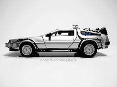 a612d64320b DeLorean DMC-12 Time Machine De Lorean