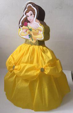 la bella princesa piñata. Fiesta de la bella Decoracion de la