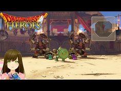 Dragon Quest Heroes Alena & Kiryl's Subplot - Colissea Cup Part 2