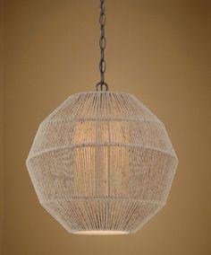 Fabulous new chandelier from Uttermost.