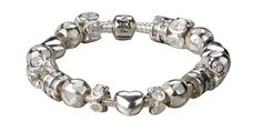 Clearly In Love Completed Bracelet By Pandora Jewelry