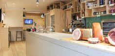 Rosetta - Bespoke welcome desk