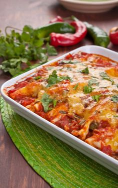 Healthy Pasta Bake - 6.5 Weight Watchers Points