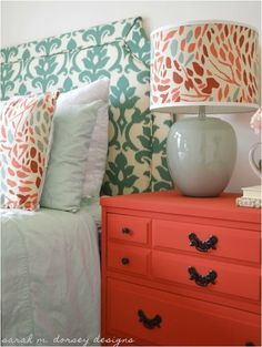 18 best orange and turquoise rooms images future house home rh pinterest com