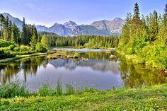 Kohtakt Wellness Hotel via Peter James High Tatras, Rivers, Wonders Of The World, Lakes, Travel Inspiration, Wellness, Mountains, Amazing, Nature