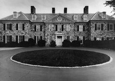 Hilcrest, designed for Martha Baird Rockefeller, is indicative of the care and quality Mott B. Schmidt put into his later work for the Rockefeller family.