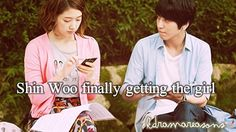 Only reason I watched this drama is to see both of them together. Heartstrings