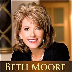 Medium-- Beth Moore. Lots of layers, classy