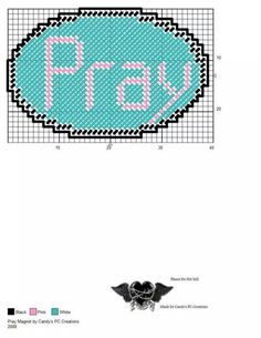 PRAY MAGNET by CANDY'S PC CREATIONS