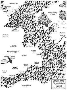 The Kingdom of Furyondy from the world of Greyhawk. I hand