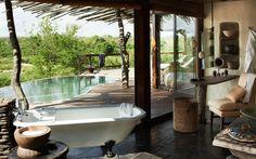 No. 7 Singita Sabi Sand, Kruger National Park, South Africa - World's Top 50 Hotels   Travel + Leisure
