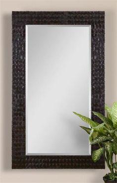 Uttermost Ballinger Dark Brown Mirror (07610)