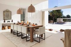 Luxurious mediterranean lifestyle provided by retreat in Ibiza