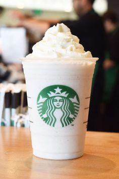 Cupcake Frappuccino