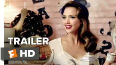 Watch the 1st trailer for Jessica Alba's quirky coming-of-age film #DearEleanor.