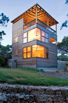 Tower House Andersson Wise Architects