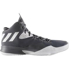 timeless design 2ff47 78ef8 adidas Men s Dual Threat 2017 Basketball Shoes, Gray Running Shoes Nike, Nike  Free Shoes