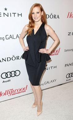 a3686ab8c6 I would wear this dress.! The Hollywood Reporter