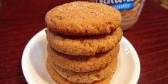 Low Carb PB Cookies