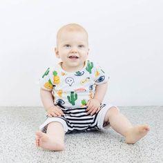 ... 2 Year Old Baby, Stylish Baby, Textile Artists, Kids Wear, Organic Cotton, Fox, Baby Boy, How To Wear, Fashion Design