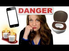 5 Gestes de la vie courante qui mettent notre VIE EN DANGER - YouTube