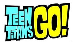 Teen Titans Go! characters include Robin, Cyborg, Starfire, Raven and Beast Boy. Meet the team and learn more about Teen Titans Go! on Cartoon Network! Teen Titans Go, Go Theme, Theme Song, Show Logo, Teen Titans Animated Series, Flipagram, Titan Logo, Original Teen Titans, Go Tv