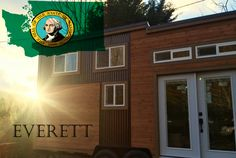 Everett   American Tiny House For Sale