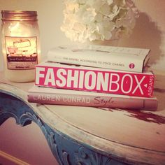 Chanel. Lauren Conrad. Fashion Box.