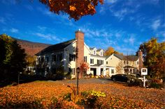 Reluctant Panther Inn, Manchester, #Vermont #travel #lodging #hotel