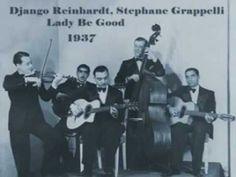 Django Reinhardt -Smoke Rings - YouTube