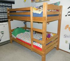 average bunkbed, but totally awesome!