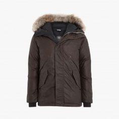 manteau canada goose usage