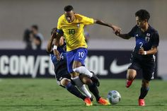 Neymar Carries a Nation's Hopes on His Shoulders as Brazil Go for Olympic Gold | Bleacher Report