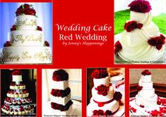 Wedding Event Planner, Destination Wedding, Wedding Pinterest, Red Wedding, Marie, Wedding Cakes, Birthday Cake, Invitations, Shit Happens