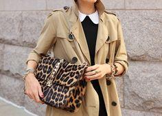 How to Wear Leopard Print at Work 101   Levo League           professional attire, fashion, careeradvice