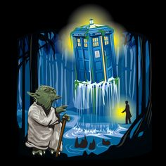 May the Tardis be with you, Dr Who - NeatoShop