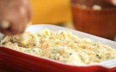 Sufle de legumes - Prato que aproveita as sobras da geladeira fica pronto em apenas 30 minutos