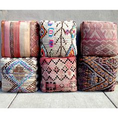 #Texture...Pattern...Color Palette...Beautiful #textiles #boho #bohemian #bohemianpillows #bohofashion #bohemianhomedecor #homedecor #colorfulpillows