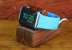Schuttenworks RIPPLE is the Perfect Apple Watch Dock for Nightstand Mode says MacRumors. Check out their review on