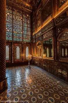 Golestan palace / Tehran by Niloufar Hosein zadeh