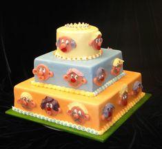 Clown Torte Cake, Desserts, Food, Sugar, Tailgate Desserts, Deserts, Kuchen, Essen, Postres