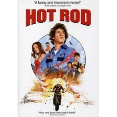 """Hot Rod"" starring Andy Samberg, Isla Fisher (2007)"
