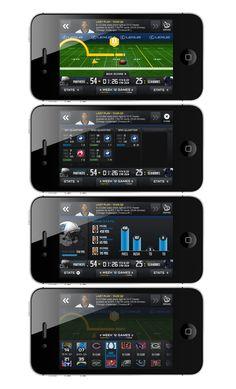 mobile scoreboard