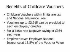 New Video – Childcare Vouchers Explained