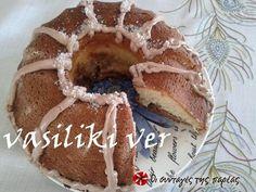 Κέικ με καρύδα και μερέντα #sintagespareas