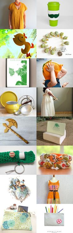 Love summer by Olesya Bukhaleva on Etsy--Pinned with TreasuryPin.com